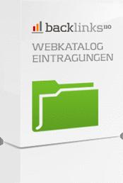 Webkatalog Einträge